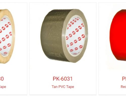 Facilitate your Shipments with Custom Tape