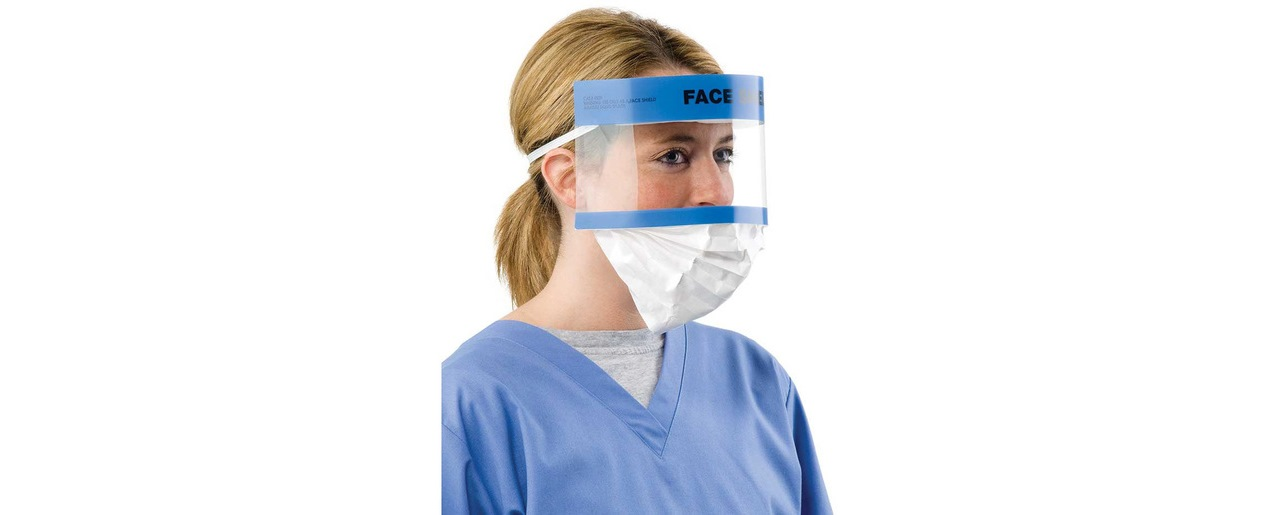 Face Shield Double Sided Tape